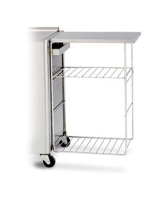 Chattanooga Side Table Rack for Hydrocollator Units,4010