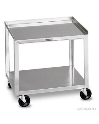 Chattanooga Stainless Steel Electrothreapy Cart