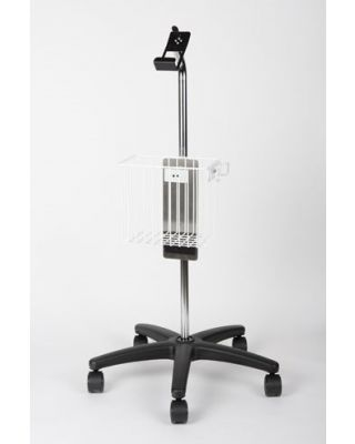 Stand with Storage Basket for Summit Handheld Doppler Systems,K200
