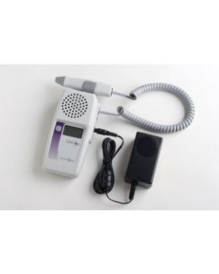 Summit LifeDop Displayed Handheld Doppler w/Recharger,L250R