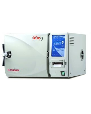 """Tuttnauer Fully Automatic Autoclave 9""""x18"""""""