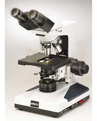 Unico Binocular Mohs Microscope,H626