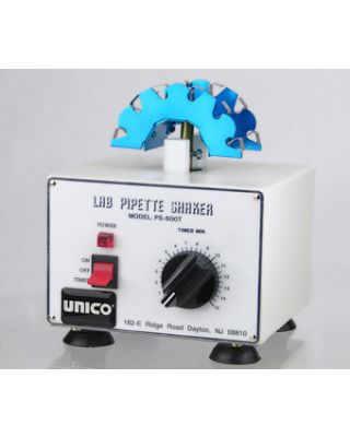 Unico Pipette Shaker for 6 Pipettes,L-P600T