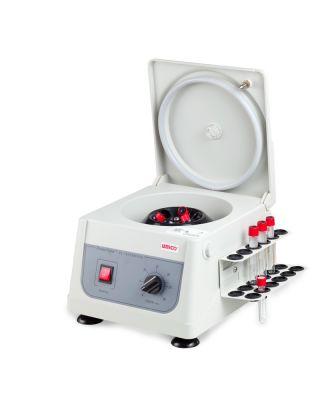 Unico Powerspin Fx Centrifuge Fixed Speed 3400 Rpm 6 Place w/ Tube Holder C806H