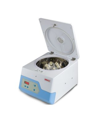 Unico Powerspin Hx Centrifuge Fixed Speed 3400 Rpm 12 Place Rotor C8304