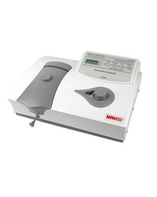 Unico Spectrophotometer with V Type Tube Holder