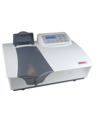Unico LCD Display Visible Programmable Spectrophotometer 325-1000 nm