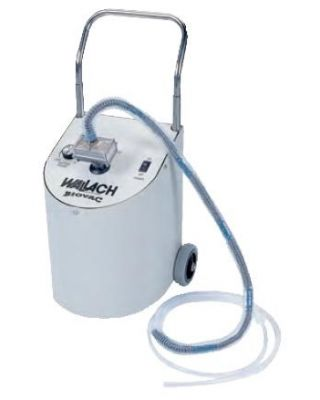 Wallach Biovac Smoke Evacuator with Filter and Tubing, 909070