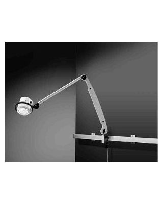 Waldmann Halux� 35/2 - Wall Mount with Extension Arm,D13-123-130
