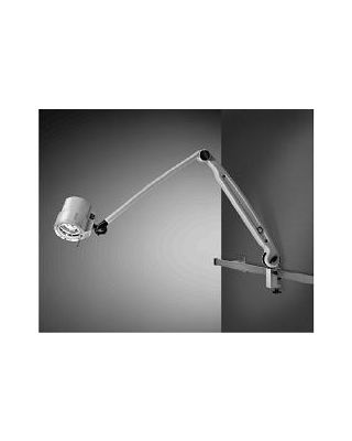Waldmann Halux� 50 Articulated Arm - Clamp,D13-657-100