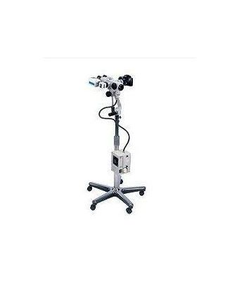 Wallach Pentascope 5 Magnification Halogen Light Colposcope with Overhead Suspension Arm
