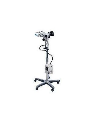 Wallach Pentascope 5 Magnification Trulight Colposcope with Overhead Suspension Arm