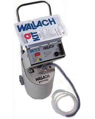 Wallach Quantum 2000 Electrosurgical System with Biovac and Integration Unit, 909077A