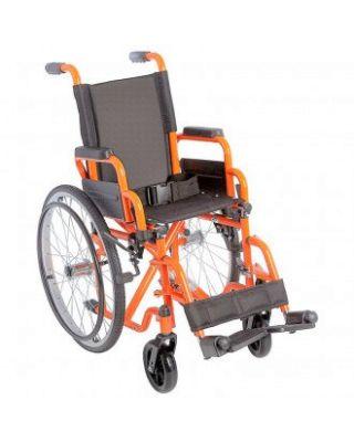 Ziggo Lightweight Wheelchair 12 inch Seat for Kids & Teens