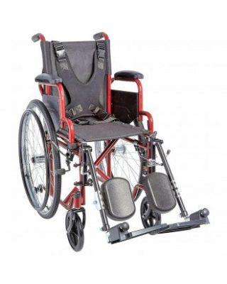 Ziggo Lightweight Wheelchair 14 inch Seat for Kids & Teens