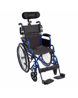 Ziggo Lightweight Wheelchair 16 inch Seat for Kids & Teens